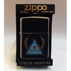 ZIPPO LIGHTER COLLECTION / AIR FORCE - 75 SAAF SALM (THE PRIDE OF THE NATION) 1995