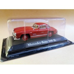 MERCEDES-BENZ 300 SL - MODELLINO IN SCALA 1:43 BLISTER SIGILLATO MC41463