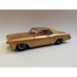 CORGI TOYS n.245 - BUICK RIVIERA (GOLD) MODELLINO SCALA 1/43 (ANNO 1964/68) MC42432