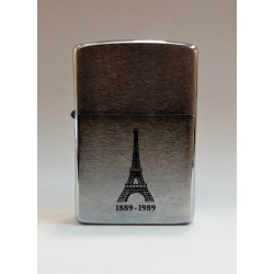 ZIPPO LIGHTER COLLECTION / 1889-1989 (CENTENARIO TOUR EIFFEL) MC42437