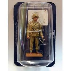DEL PRADO / MEN AT WAR - WARRANT OFFICER (GERMANY AFRIKAKORPS 1944) SIGILLATO