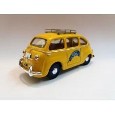 GIOCHER n.1 / FIAT 600...