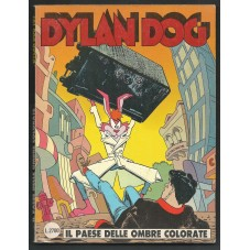 DYLAN DOG N.107 / IL PAESE...
