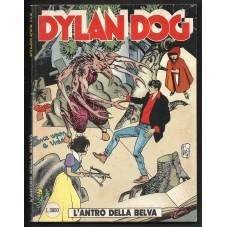 DYLAN DOG N.115 / L'ANTRO...