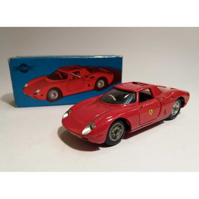 MERCURY n.39   FERRARI 250 LE MANS (Anno 1964) ORIGINAL BOX  SCALA 1 43 MC43084