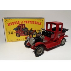 MATCHBOX MODEL of...