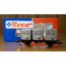 ROCO 46524 / BEHALTERWAGEN...