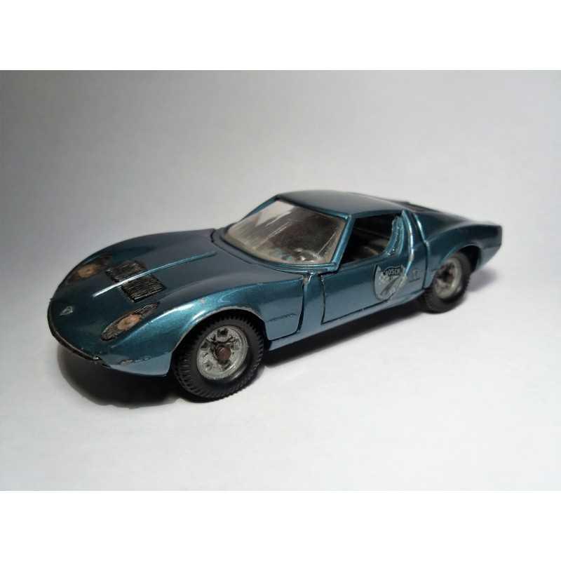 Mebetoys A 20 Anno 1969 Lamborghini Miura P400 Scala 1 43 Mc42293