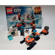 LEGO CITY 60191 / TEAM DI...