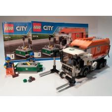 LEGO CITY 60118 / CAMION...
