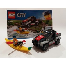 LEGO CITY 60240 / AVVENTURA...