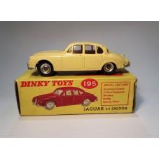 DINKY TOYS n.195 / JAGUAR...