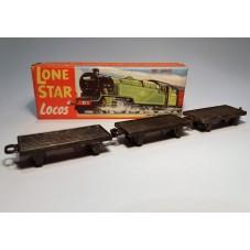 LONE STAR LOCOS n.25 / FLAT...