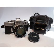 MINOLTA SRT 101 35mm SLR /...