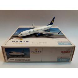 HERPA 1:500 - VARIG BRASIL  BOEING 737-800 - 505840 NEW