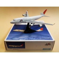 HERPA 1:500  JAL JAPAN AIRLINES - BOEING 747-400  - 504058  ORIGINAL BOX