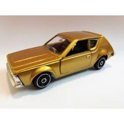 "POLISTIL EL.62 3-76 ""GREMLIN"" GOLD - ANNO 1976 -  SCALA 1/43 - MC41603"