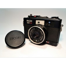 RICOH 500 ME Black / Lens...