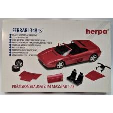 HERPA Plastic Kit / FERRARI...