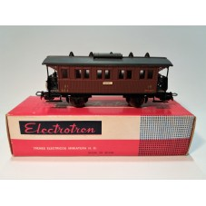 ELECTROTREN 1500 / Carroza...