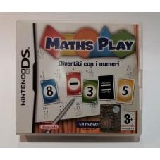 MATHS PLAY / Divertiti con...