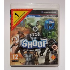 PS3 / SHOOT/ Ciak si Spara...