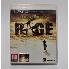 PS3 / RAGE / ID Bethhesda /...