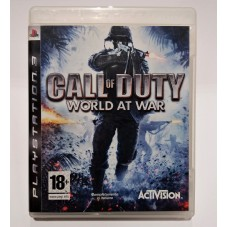 PS3 / CALL of DUTY / World...