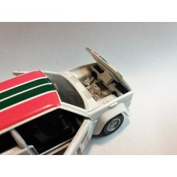 "TOMICA DANDY - FIAT ABARTH 131 RALLY ""ALITALIA""  SCALA 1/43 MADE IN JAPAN  MC41844"