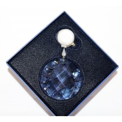 "SWAROVSKI CRYSTAL - SUN CATCHER ""BLUE"" A 9100 NR 000 093 - ORIGINAL BOX"
