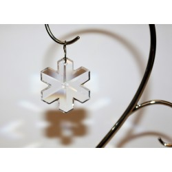 SWAROVSKI CRYSTAL - CHRISTMAS HOME / CENTROTAVOLA 9400 NR 000 306 - ORIGINAL BOX