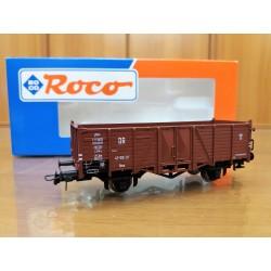 ROCO 46696 DB OFFENER GUTERWAGEN - CARRO SPONDE ALTE - MERCI SCALA H0 1/87