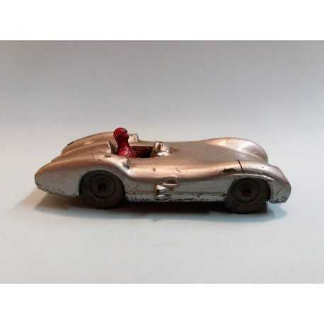 BUDGIE UK N.7  W196S MERCEDES BENZ - MINIATURE 1:65 - RARE '50s TOY