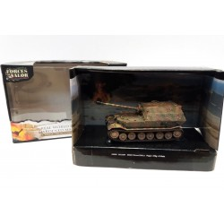 FORCES OF VALOR  - GERMAN ELEFANT (WWII POLAND 1944) TANK / CARRO ARMATO SCALA 1:72