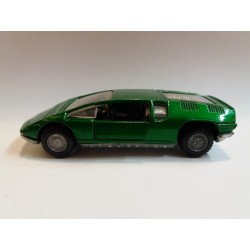 "MERCURY SPECIAL ""MANTA"" ITAL DESIGN (GREEN) SCALA 1:43 - MC40965"