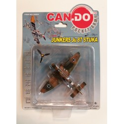 DRAGON MODELS CAN.DO - JUNKERS Ju 87 STUKA - GERMANY WWII 1:144 (NEW BLISTER)
