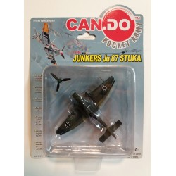 "DRAGON CAN.DO  JUNKERS Ju 87 STUKA (WWII BRESLAU GERMANY 1939) 1:144 ""BLISTER"""