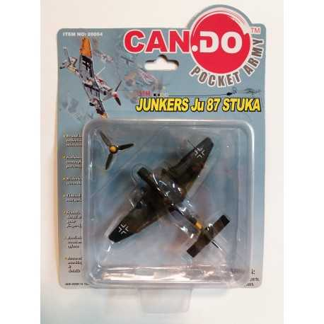 "DRAGON CAN.DO  JUNKERS Ju 87 STUKA (WWII MOROSAWSKAYA RUSSIA 1942) 1:144 ""BLISTER"""