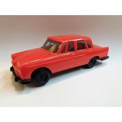 BABY CAR n.2 - ALFA ROMEO 2000 - ROSSO - SERIE IN PLASTICA (ANNO 1961) MC41902