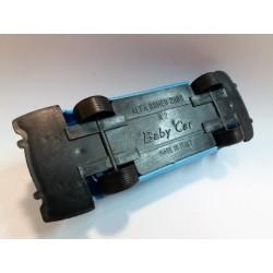 BABY CAR n.2 - ALFA ROMEO 2000 - CELESTE - SERIE IN PLASTICA (ANNO 1961) MC41903