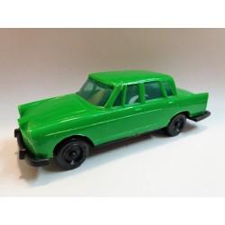 BABY CAR n.2 - ALFA ROMEO 2000 - VERDE - SERIE IN PLASTICA (ANNO 1961) MC41904