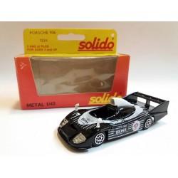 SOLIDO 1334 - PORSCHE 936 N.9 (LE MANS 1977) SCALA 1:43 - ORIGINAL BOX