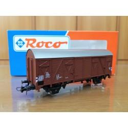 ROCO 46830 DB GEDECKTER GUTERWAGEN - CARRO MERCI SCALA H0