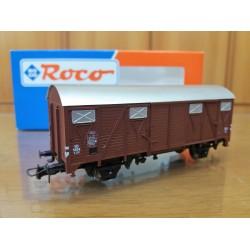 ROCO 46835 NS 5854 GEDECKTER GUTERWAGEN - CARRO MERCI SCALA H0