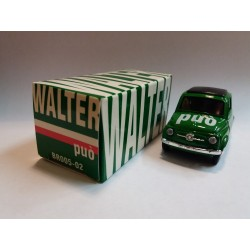 BRUMM BR005-02 FIAT 500 (VALTER PUO') SERIE ELECTION DAY 2008 - SCALA 1/43