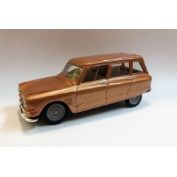 ELIGOR MADE IN FRANCE - CITROEN AMI 6 (1965) - MODELLINO SCALA 1/43 MC41911