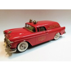 BROOKLIN MODEL n.26 CHEVROLET NOMAD 1955 (FIRE MARSHAL) SCALA 1/43 MC42023
