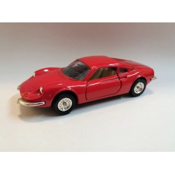 DANDY TOMICA No.F5 - FERRARI DINO 246 GT - ANNO1967 - SCALA 1/45 MADE IN JAPAN MC42088